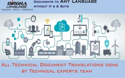 Technical Language Translations Services